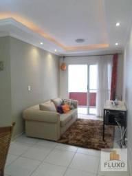 Apartamento com 2 dormitórios à venda, 60 m² por R$ 280.000 - Jardim Infante Dom Henrique