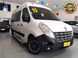 Renault Master 2.3 dci minibus l2h2 16 lugares 16v diesel 4p manual