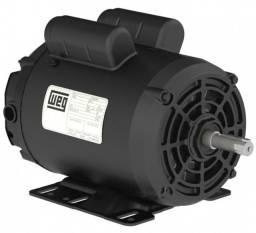 Motor monofásico WEG G56H usado
