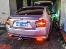 Honda city 2013 - aceito troca