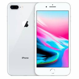 Iphone 8 plus 64gb - Cinza e Branco | Vitrine | Com 6 meses de garantia