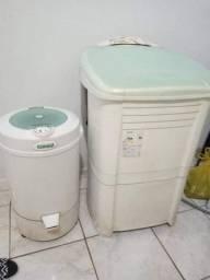 Tanquinho e centrifuga semi novos funcionando 6 meses de uso