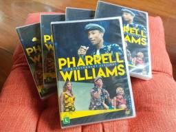 NOVO - DVD Pharrell Williams - At Glastonbury Festival