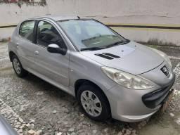 Peugeot 207 1.4 Flex 2011 Novo Impecável Completo