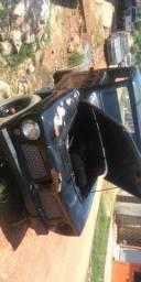 Vendo ou troco Jeep Willys - 1968