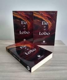 Livro LGBT ELE E O LOBO