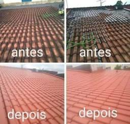 Pintura de telhado colonial Pintor e pedreiro para construções
