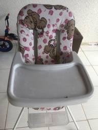 Cadeira Refeição e Banheira