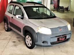 FIAT - Uno Way 1.4 Flex 2012