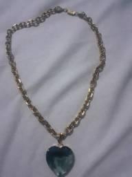 Vendo esses lindos cordões semi joia lindas valor 50 reais
