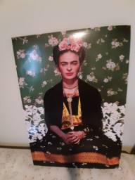 Quadro grande da Frida Kalo