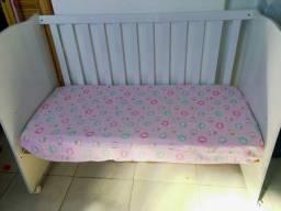 Berço doce sonho quarto infantil bebê