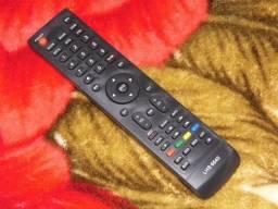 Controle remoto para Tv Semp Toshiba Smart produto novo entrego em Poa-rs