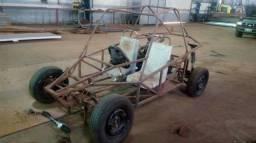 Kart cross motor de Falcon