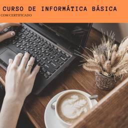 Curso de informática básica com certificado
