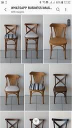 Cadeiras * Banquetas * 5 x sem juros