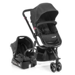 Carrinho de bebê + bebê conforto Safety 1st