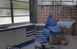 Cadeira Odontológica+ pia+ mocho+gaveteiro