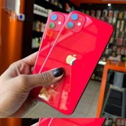 Red # Troque de IPhone hoje!!! ( Apple 11 de vitrine lindo com 64 gbs. )