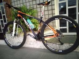 Bike Venzo aro 29 Tamanho 17 kit Deore