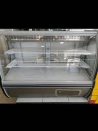 Balcão com refrigeração