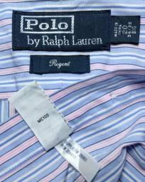Camisas Ralph Lauren plus size ler descrição