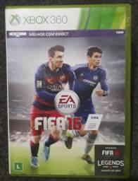 Jogo Fifa 2016 Xbox 360