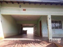 Casa muito espaçosa Jardim Santo Antônio em Arapongas PR