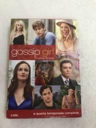 Dvd gossip girl 4 temporada
