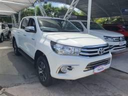 TOYOTA HILUX SRV 2.7 2017 AUTOMÁTICO FLEX