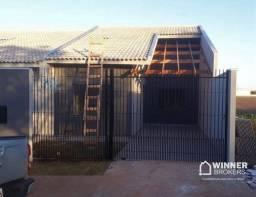 Casa com 2 dormitórios à venda, 55 m² por R$ 168.000,00 - Italia - Marialva/PR