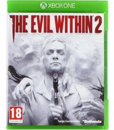 Game The Evil Within 2 Xbox One Mídia Física Lacrado