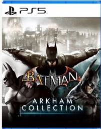 Batman Arkham Collection - PS5Mídia Digital