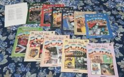 Título do anúncio: Fascículos da Coleção Mão na Roda rioGráfica 1984