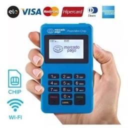 Máquininha de cartão crédito .,
