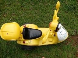 Moto eletrica c carregador!!!