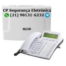 Título do anúncio: PABX  telefonia em geral vendas, instalação e manutenção