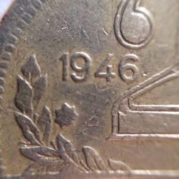 Moeda de 2 cruzeiros de 1946