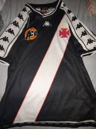 Camisa retrô Vasco 99/2000 Ace