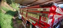 Vendo carroceria para Ela tem entre chassi 90 ela serve 1620 Atego 3030 serve no Fuscão!!
