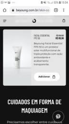 Protetor solar facial Beyoung