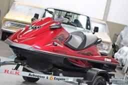 Título do anúncio: JET-SKI Yamaha  vxr 1800  impecável