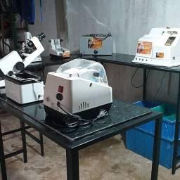 Laboratório óptico