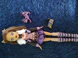 Título do anúncio: Boneca Monster High - Clawdeen