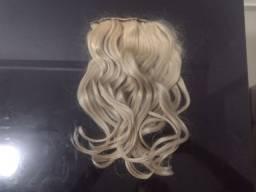 Título do anúncio: Oportunidade, vendo duas telas de cabelo loiro com ponto americano R$ 950,00