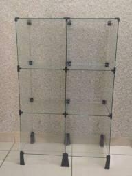 Expositor de Vidro R$ 320,00