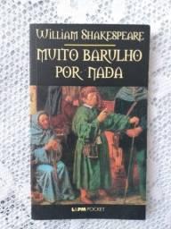 Livro: Livro - Muito Barulho por Nada  Autor: William Shakespeare