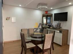 Apartamento com 2 dormitórios à venda no condomínio Parque Real, 60 m² por R$ 245.000 - Ja