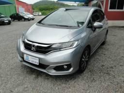 Honda Fit EXL 1.5 Top de linha e apenas 900km