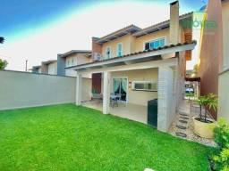 Título do anúncio: Casa duplex com 4 dormitórios à venda, 206 m² por R$ 790.000 - Eusébio - Eusébio/CE
